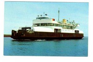 MV Lord Selkirk, Prince Edward Island, Nova Scotia Ferry.