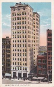 Minnesota Duluth Alworth Building Curteich