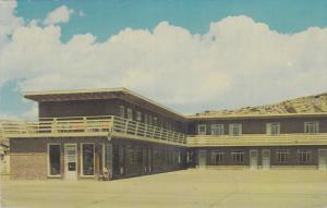 Exterior,  Lariat Lodge,  Rock Springs,  Wyoming,  40-60s