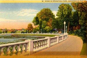 FL - Jacksonville. Springfield Park