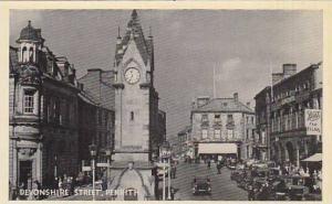 The Market Square, Devonshire Street, Penrith, Cumbria, England, UK, 1900-1910s