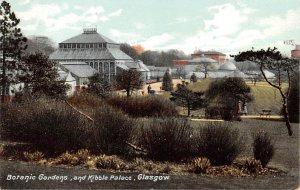 Botanic Gardens & Kibble Palace Glasgow Scotland, UK Unused