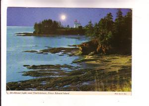 Blockhouse Lighthouse, Charlottetown, Prince Edward Island