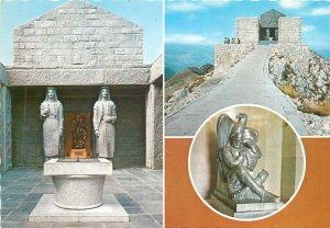 Postcard Eastern Europe Montenegro Lovcen