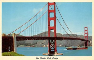 The Golden Gate Bridge San Francisco CA