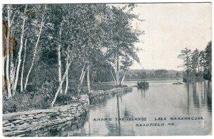 Readfield, Me, Among The Islands, Lake Maranacook
