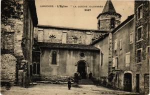 CPA  Langogne - L'Eglise  (638266)