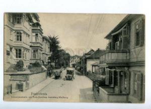 171979 GERMANY Friedrichroda Auto-Omnibus Inselberg-Wartburg