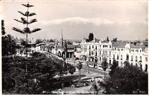 Santiago Republic of Chile Plaza Vicuna Mackenna Santiago Plaza Vicuna Mackenna