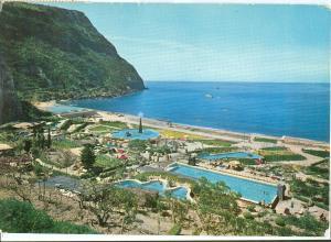 Italy, Forio D´Ischia, Giardini Terme Poseidon, 1968 used Postcard
