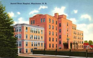 New Hampshire Manchester Sacred Heart Hospital