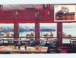 1983 House Of Wong Chinese Restaurant Digby Nova Scotia NS o0681