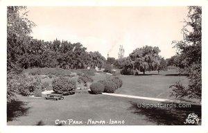 City Park - Nampa, Idaho ID