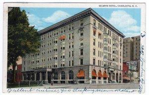 Charlotte, N.C., Selwyn Hotel