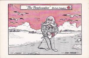 The Beachcomber , British Columbia , Canada , Artist Stan Davison , 00-10s