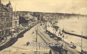 United Kingdom, UK, England, Great Britain Harris Promenade Douglas Douglas H...