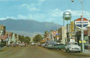 TOWNSEND , Montana , 1950-60s ; Main Street
