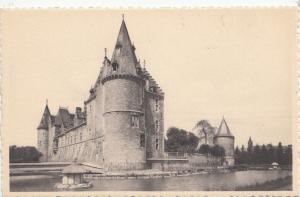 BF19331 chateau de fallais le chateau quietude belgium  front/back image