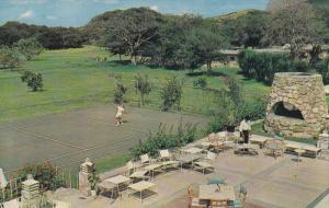 Dining and Dancing Terrace, Tennis Court, Outdoor Barbecue Grill, ST. CROIX, ...
