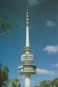 Australia Postcard - The Black Mountain Tower - ACT - RR8144