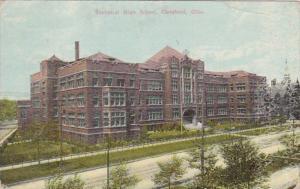 Ohio Cleveland Technical High School 1911
