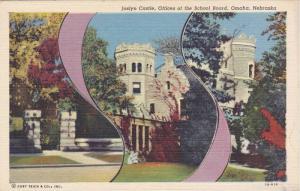 Joslyn Castle, Offices of the School Board, Omaha, Nebraska, 30-40s