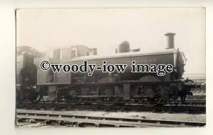 ry1164 - Great Central Railway Engine no 6409 at Newton Abbot in 1932 - postcard