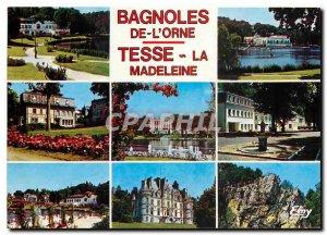 Modern Postcard Bagnoles de l'Orne Tesse la Madeleine (Orne)
