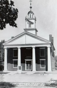 RP: METAMORA , Illinois, 1930-40s ; Court House