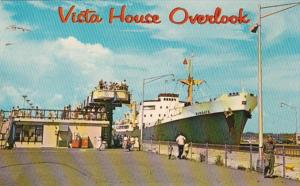 New York Massena Eisenhower Lock Vista House