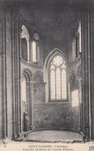 SAINT GABRIEL ,France,1900-1910s, Chapelle Absidiale de l'ancien Prieure