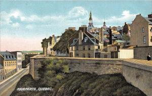 10169   Quebec   Ramparts around city