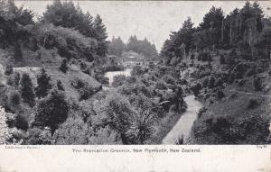 Recreation Grounds , NEW PLYMOUTH , New Zealand , PU-1906