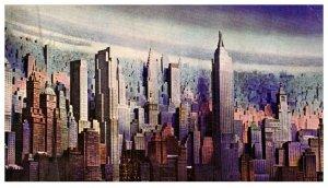 New York  World's Fair -The City of Light