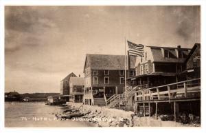 Rhode Island  Quonchontaug , Hotel Row , RPC