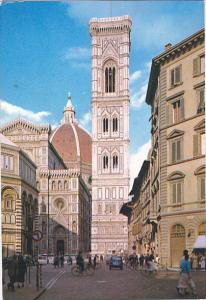 Italy Firenze Campanile di Giotto