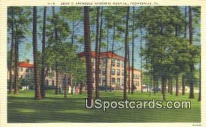 John D Archbold Memorial Hospital Thomasville GA Unused