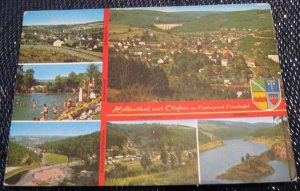 Germany Hellenthal mit Olefsee - posted