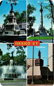 CPM Greetings from Mexico MEXICO (648282)