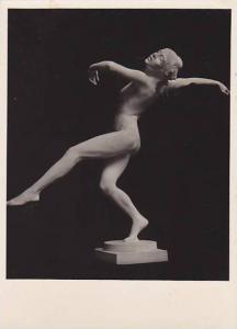 RP; German NAZI Era Art, Nude Woman, Prof. Otto Hofner, Tanzenze, Weiner Kuns...