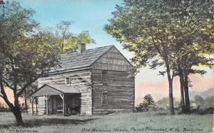 Point Pleasant West Virginia~Old Mansion House~Tu-Endie-Wei State Park~1910 PC