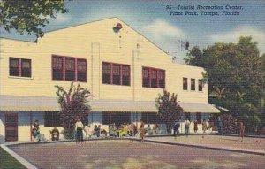 Florida Tampa Tourist Recreation Center Plant Park