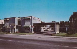 DARION, Quebec, Canada, 1940-1960's; Seigneurie De Vaudreuil Motel