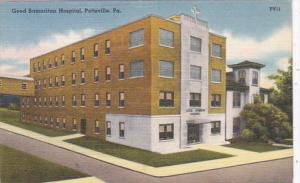 Pennsylvania Pottsville Good Samaritan Hospital