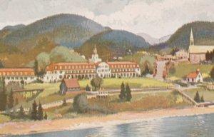 Hotel Todoussac, TADOUSSAC, Quebec,  Canada, PU-1951