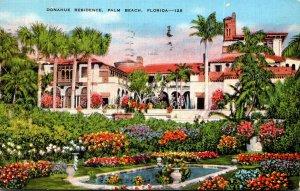 Florida Palm Beach Donahue Residence 1940