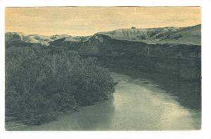 The mountains of Glead behind the River Jordan , Palestine, 00-10s