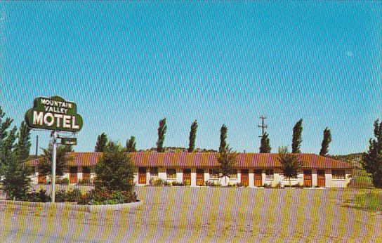 Mountain Valley Motel Capitan New Mexico