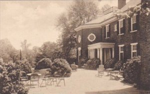 The Terrace Farmington Country Club Charlottesville Virginia Albertype