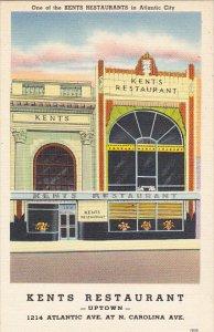 Kents Restaurant Uptown Atlantic Avenue Atlantic City New Jersey